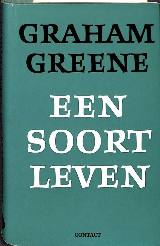 Een soort leven - Graham Greene |