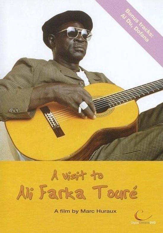 Cover van de film 'A Visit To Ali Farka Touré'