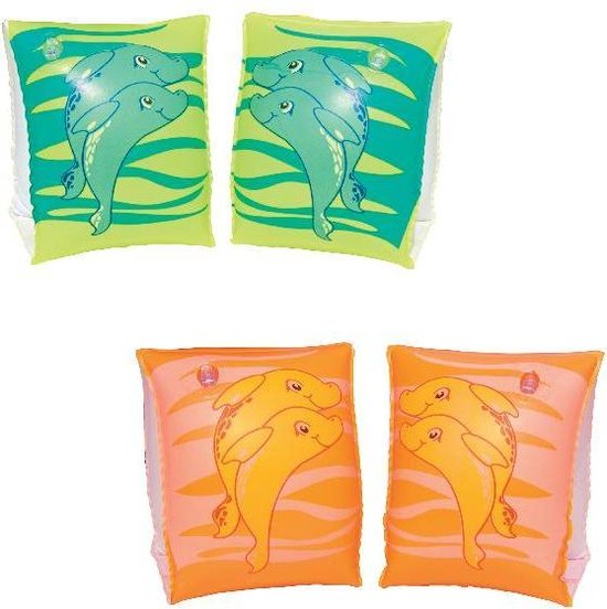 Zwembandjes voor kleine kinderen