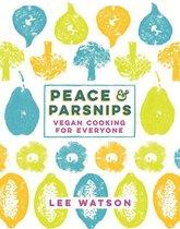 Boek cover Peace and Parsnips van Lee Watson