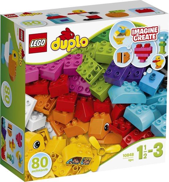 Afbeelding van LEGO DUPLO Mijn Eerste Bouwstenen - 10848 speelgoed