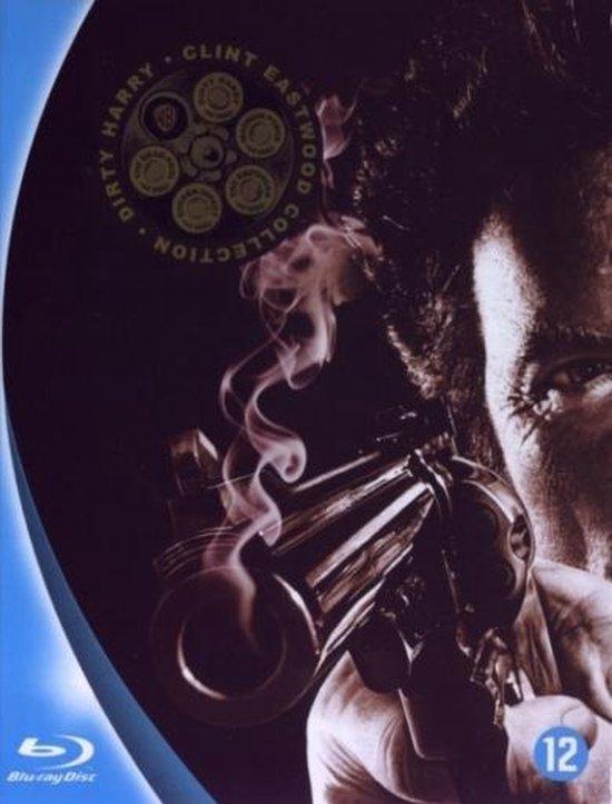 Cover van de film 'Dirty Harry Collection'