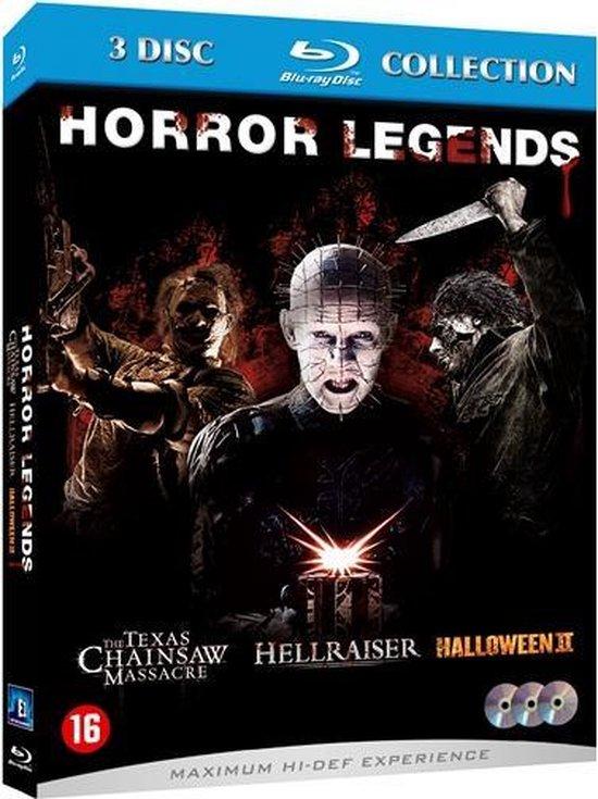Cover van de film 'Horror Legends Box'