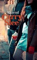 Boek cover Razend van Carry Slee