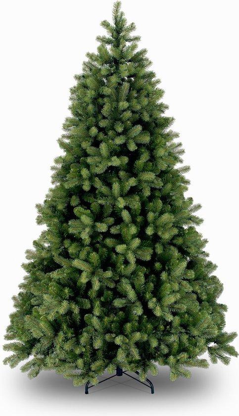 Natonal Tree Company Poly Cambridge Spruce Kunstkerstboom - 152 cm - Brandvertragend - Metalen voet