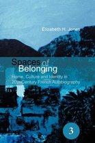 Spaces of Belonging