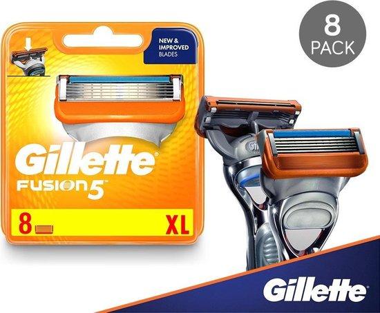 Gillette Fusion 5 scheermesjes 8 stuks