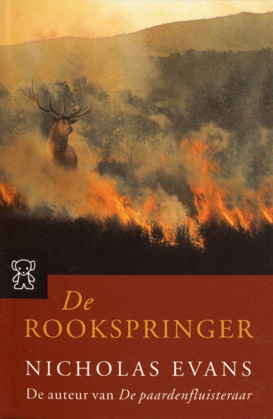 De Rookspringer - Nicholas Evans |