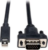 Tripp Lite P586-006-VGA video kabel adapter 1,83 m mini DisplayPort VGA (D-Sub) Zwart