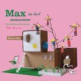 Prentenboek Max in het museum