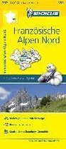 Michelin Französische Alpen Nord