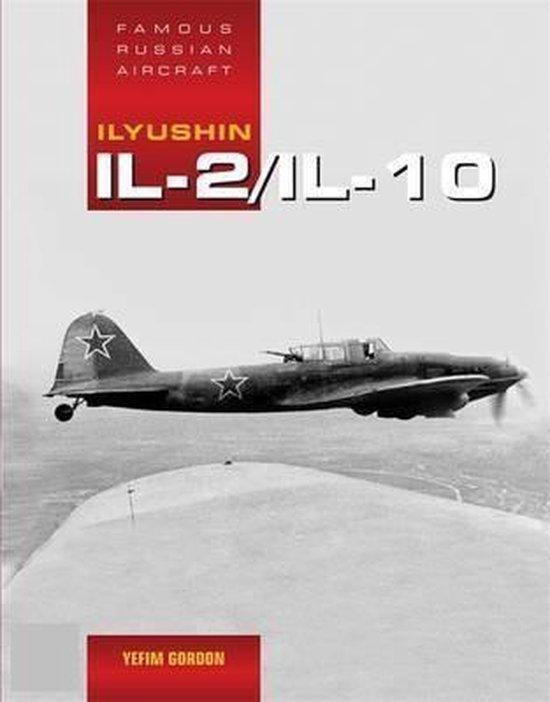 Boek cover Ilyushin Il-2 van Yefim Gordom (Hardcover)
