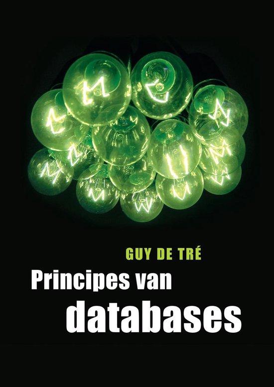 Principes van databases - Guy de Tré   Fthsonline.com