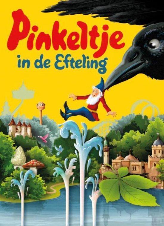 Pinkeltje 31 - Pinkeltje in de Efteling - Studio Dick Laan |