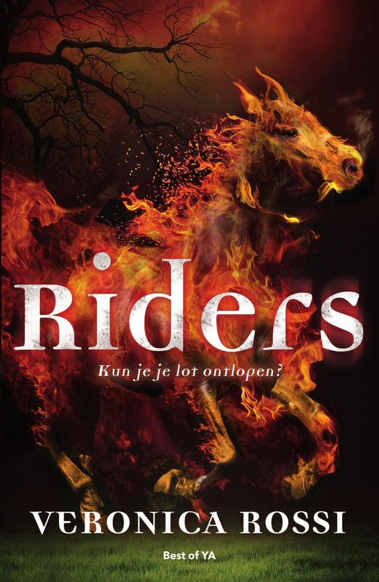 Riders 1 - Riders - Veronica Rossi |