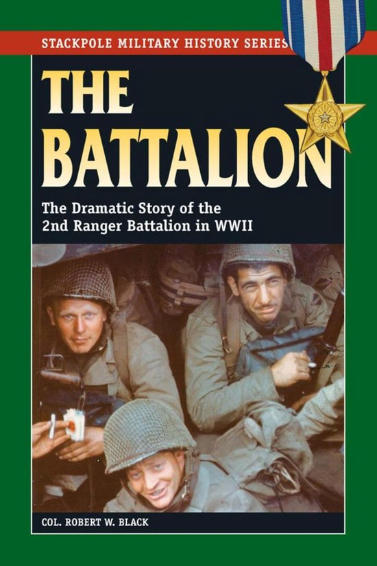 Boek cover The Battalion van Robert W. Black