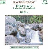 Rachmaninov:Preludes Op.32 Etc
