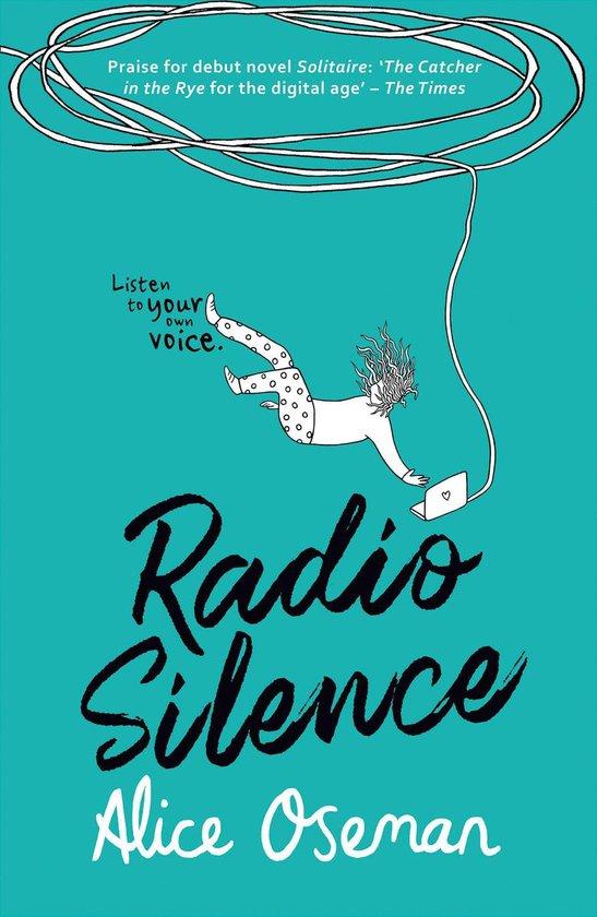 Boek cover Radio Silence van Alice Oseman (Onbekend)