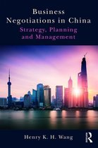 Business Negotiations in China