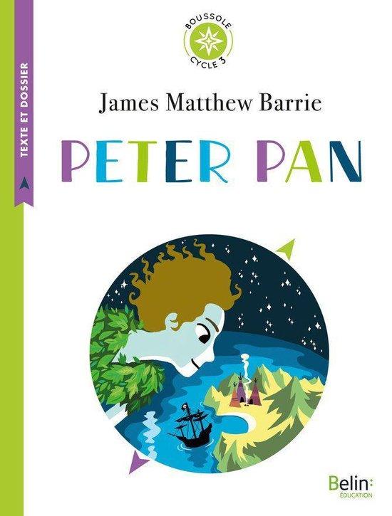 Boek cover Peter Pan van James Matthew Barrie (Onbekend)