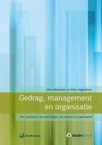 Gedrag, management en organisatie