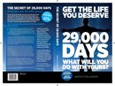 Get The Life You Deserve -- 29,000 Days -- What Will You Do With Yours?