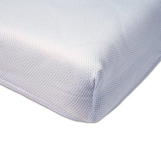 ABZ Airgosafe Dry Fit Hoeslaken 40x80 cm - Wit