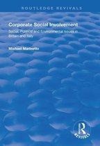 Corporate Social Involvement