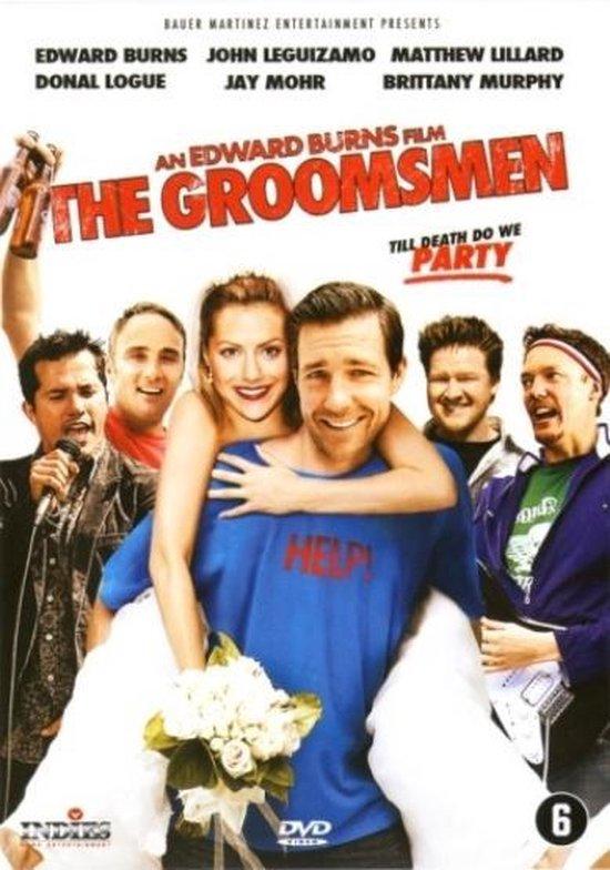 Cover van de film 'The Groomsman'