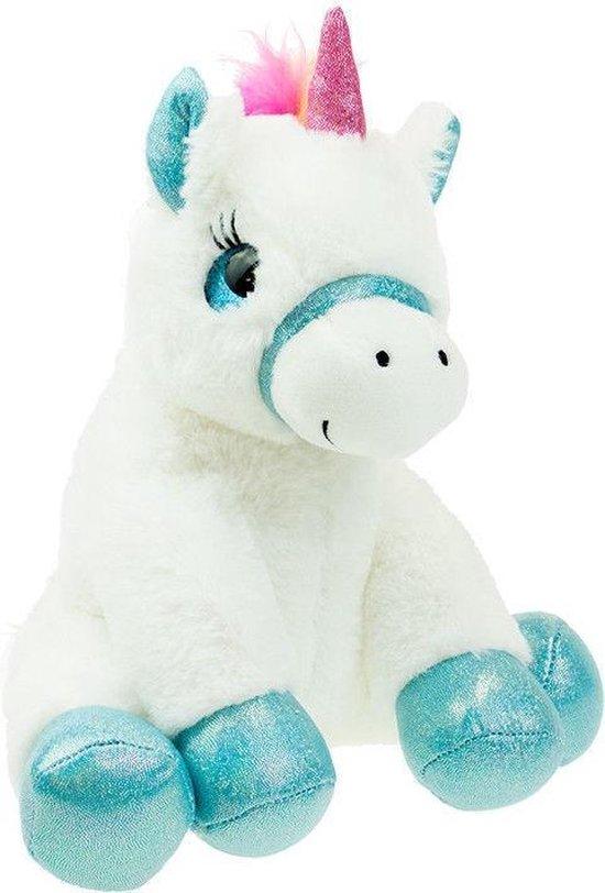 Gosh! Designs Glitter Unicorn Pluche 25cm