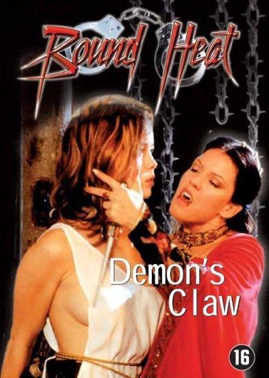 Cover van de film 'Bound Heat- Demon's Claw'