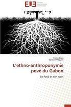 L Ethno-Anthroponymie Pov� Du Gabon