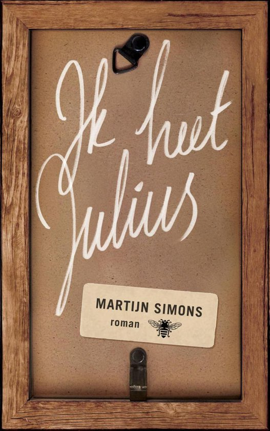 Ik heet Julius - Martijn Simons |