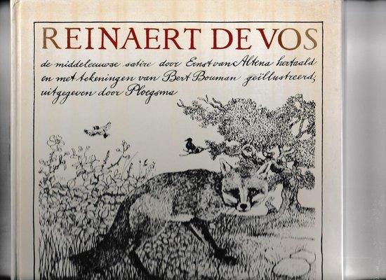 Boek cover Reinaert de vos van Altena (Hardcover)