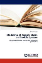 Modeling of Supply Chain as Flexible System