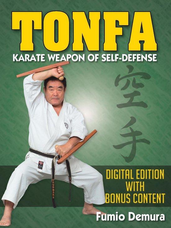 Tonfa: Karate Weapon of Self-Defense