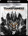 Transformers 2 - Revenge Of The Fallen (4K Ultra HD Blu-ray)
