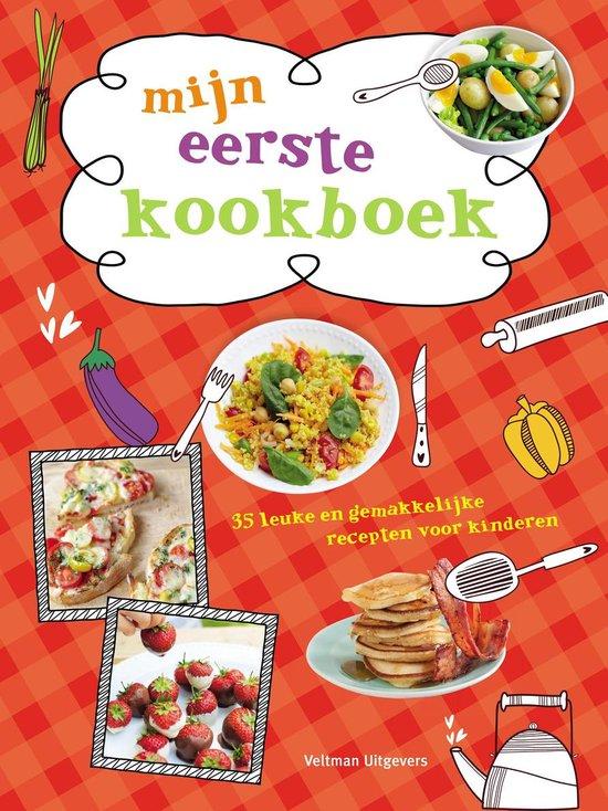 Mijn eerste kookboek - Diverse auteurs |