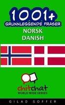 1001+ Grunnleggende Fraser Norsk - Danish