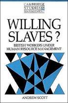 Omslag Willing Slaves?