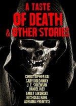 Omslag A Taste of Death & Other Stories