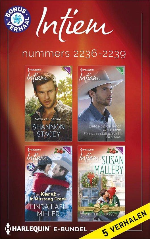 Intiem Bundel - Intiem e-bundel nummers 2236-2239 (5-in-1 + bonusverhaal) - Shannon Stacey |