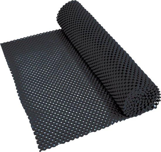 Aidapt - anti slip - mat - voor lade, dienblad, vloer - zwart