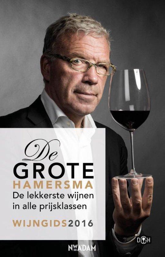 De Grote Hamersma wijngids 2016
