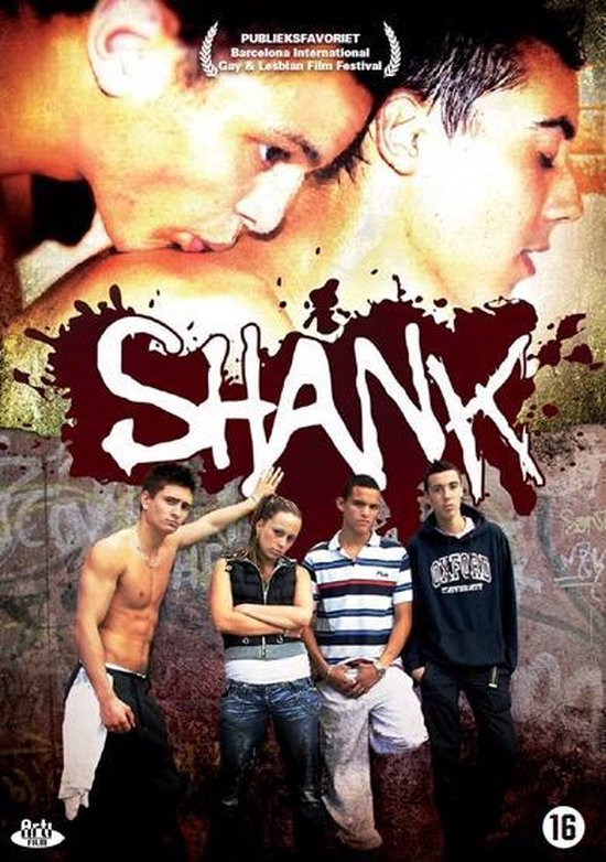 Cover van de film 'Shank'
