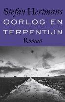 Boek cover Oorlog en terpentijn van Stefan Hertmans