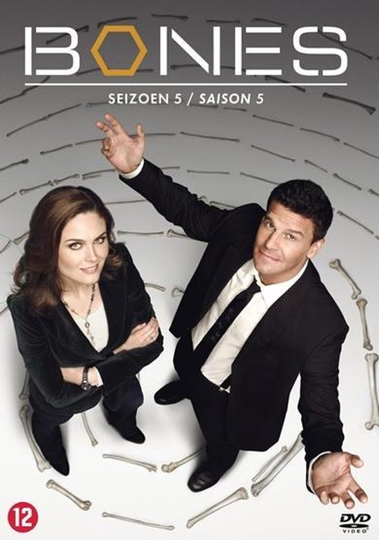 Bones - Seizoen 5 - Tv Series