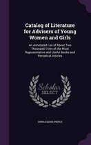 Catalog of Literature for Advisers of Young Women and Girls