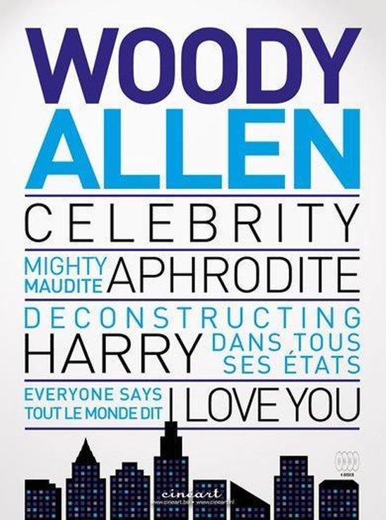 Cover van de film 'Woody Allen Box 1'
