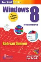 Leer jezelf SNEL... - Leer jezelf snel... Windows 8